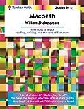 Download Macbeth - Teacher Guide by Novel Units in PDF ePUB Free Online