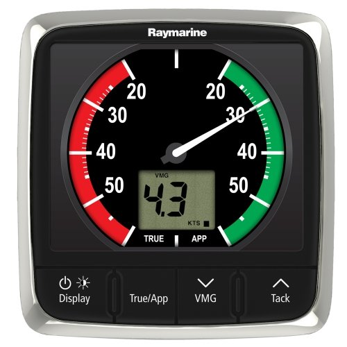 (RAYMARINE Raymarine i60 Wind Display System - Analog Close-Hauled / E70062)