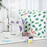 Magicfly Mini Sewing Machine for Beginner, Dual
