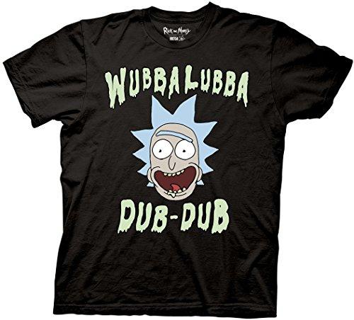 Rick and Morty Wubbalubba Dub-Dub T-shirt