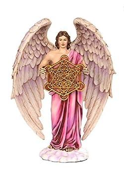 PTC 10 Inch Metatron Angel Orthodox Religious Resin Statue Figurine