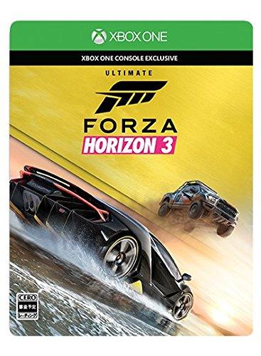 Forza Horizon3 アルティメットエディションの商品画像
