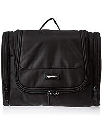Hanging Travel Toiletry Kit Bag - Black