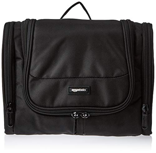 AmazonBasics Hanging Travel Toiletry