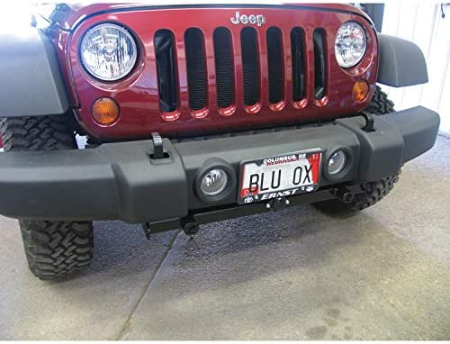 Tow Bar Base Plate Blue Ox BX2682 Tow Bar Base Plate Incl Removable Attachment Tabs Install Time 3 hrs