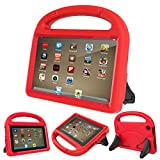 PC Hardware : Gogoing Fire 7 2017 Case,[Light Weight] [Shockproof] Kids Children Cover Case with Carrying Handle Stand For Amazon Fire 7 Tablet (Fit 2015 Release/2017 Release)(RED)