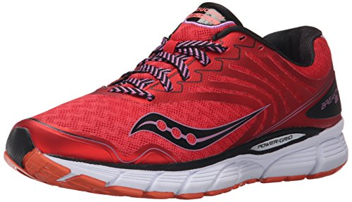 how much online Saucony Women's Breakthru 2 Running Shoe Pure/Black/Pan sale cost free shipping brand new unisex visa payment 1XG88aA6ZB