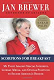 Scorpions for Breakfast, Jan Brewer, 0062106392