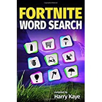 Fortnite Word Search: Battle Royale, Locations, Skins, Emotes, Bling and much more!