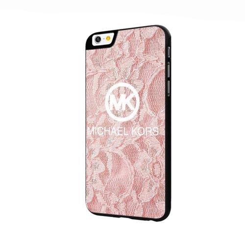 iPhone 6 6S Plus 5.5 Inch Case Black Michael Kors Logo R7L8PK