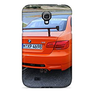 Tpu Case Cover Compatible For Galaxy S4/ Hot Case/ Bmw M3 Gts