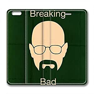 iCustomonline Leather Case for iPhone 6, Breaking Bad Ultimate Protection Leather Case for iPhone 6