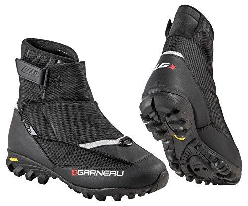 規模始める不実Louis Garneau – Men 's Klondike冬バイク靴