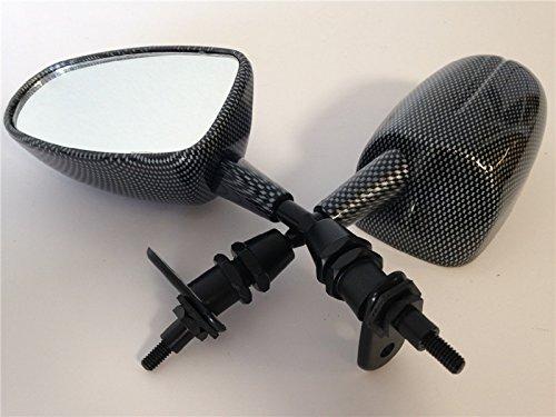 Mini Mirror Honda CBR600RR F1/F2/F3 F4/F4i 900RR 929RR 954RR 1000RR RC51 Carbon