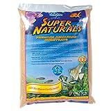 CaribSea Aquatics Super Naturals Aquarium Sand, Sunset Gold, 50-Pound