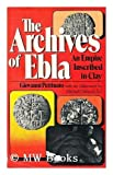 The Archives of Ebla, Giovanni Pettinato, 0385131526