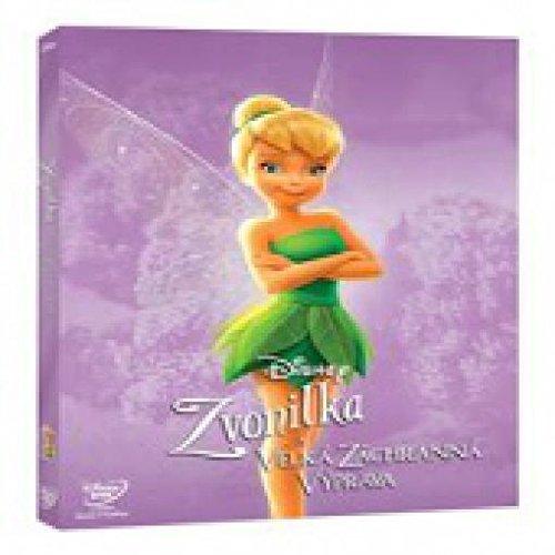Zvonilka a velka zachranna vyprava - Edice Disney Vily (Tinker Bell and the Great Fairy Rescue)
