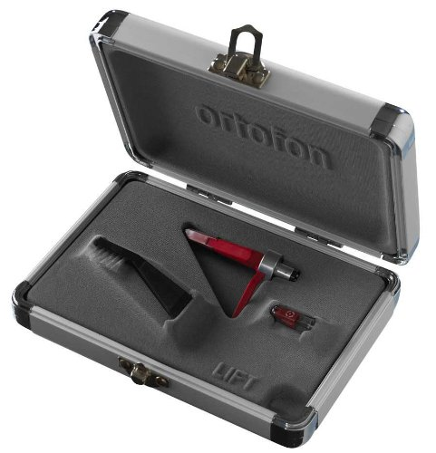 Ortofon Concorde DigiTrack Kit - DJ Cartridge includes extra stylus (Kit Concorde Scratch)