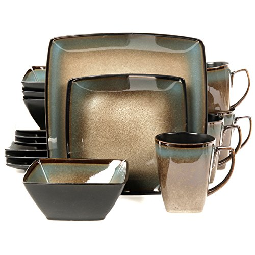 Tequesta 16 Piece Dinnerware Set