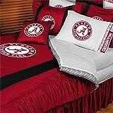 NCAA Alabama Crimson Tide - 2 pc Comforter Set - Twin Bedding