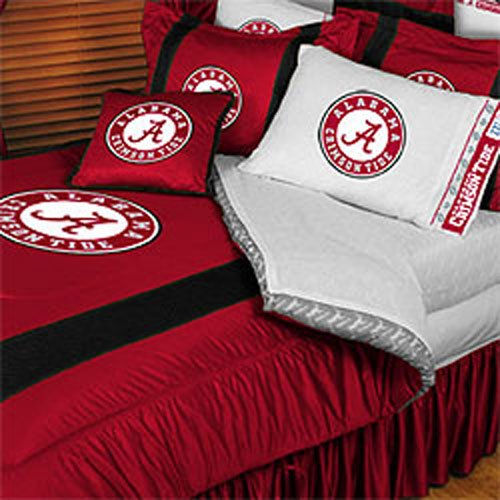 NCAA Alabama Crimson Tide - 2 pc Comforter Set - Twin Bedding Alabama Crimson Tide Twin Comforter