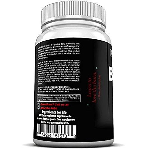 Amazon.com: Fat Burner & Suplemento de pérdida de peso – con ...