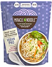 Miracle Noodle Ready-to-Eat Meal - Vegan Pho, 215 Grams