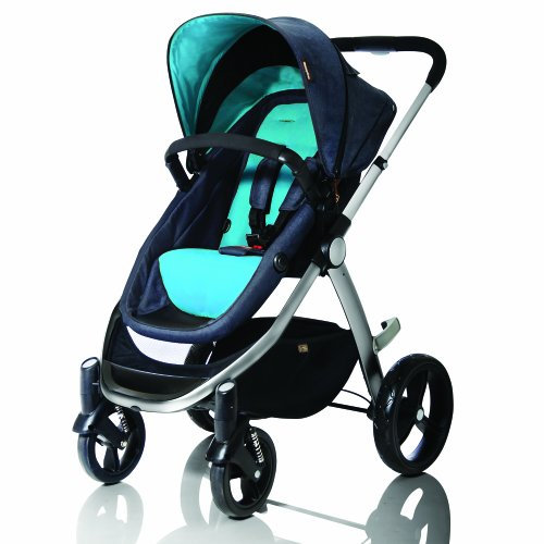 Mountain Buggy Cosmopolitan Strollers, Turquoise