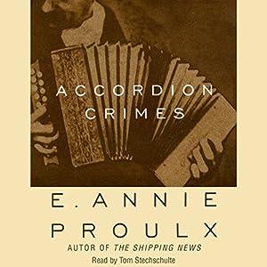 Accordion Crimes Hörbuch