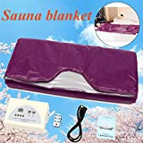 Uttiny Far Infrared Sauna Blanket, 70.8x31.4 Inches