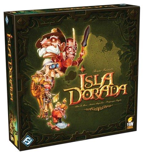 Isla Dorada Île d'or Isla Dorada Île d'or Funforge VA74