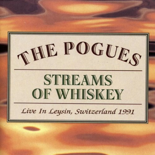 The Pogues - Streams Of Whiskey- Live In Leysin, Switzerland 1991