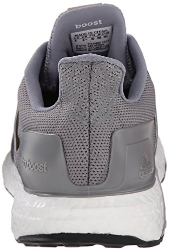 Zapatillas De Running Adidas Performance Mujeres Ultra Boost Street Grey / White / Glow Purple