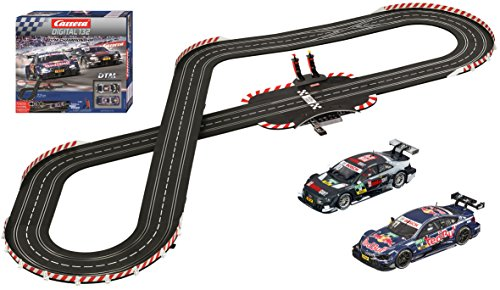 Carrera DTM Championship Slot Car Racing Track Set