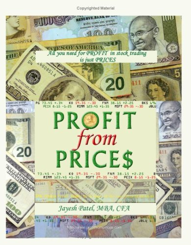 Profit from Prices: All You Need for Profit in Stock Trading is Stock Prices