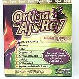 Natural de Mexico Ortiga AJO Rey Omega 3, 5 9 Dietary Supplement Original Review