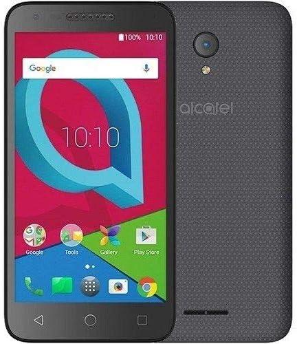 Alcatel U50 | 4G LTE (GSM Unlocked) Smartphone 5044s - Volcano Black