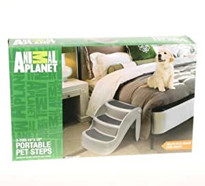 Animal Planet 3 Tier Portable Pet Steps