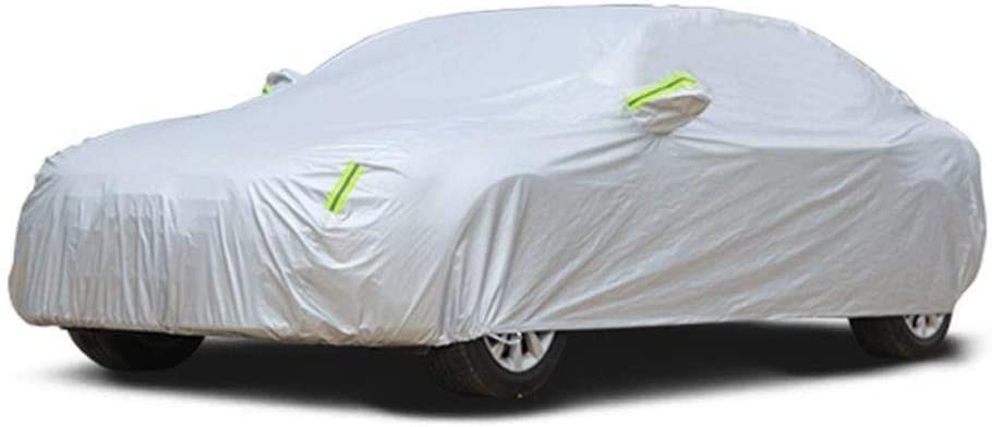 Color : Black Mercedes-Benz E 300 Cabriolet Car Cover Outdoor Dust Cover Oxford Cloth Car Tarpaulin Car Clothing Sunscreen Insulation UV Scratch Resistant All Weather Breathable Full Car