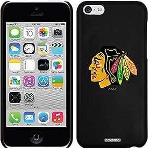 fashion case iphone 6 4.7 Black Thinshield Snap-On Case with Chicago Blackhawks Primary Logo Design