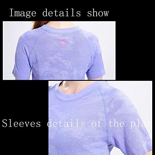 Laixing - Camisas - para mujer Rosso