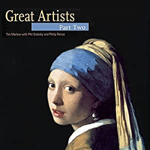 Great Artists Audiobook