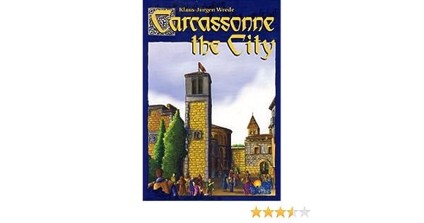 Carcassonne: The City: Amazon.es: Juguetes y juegos