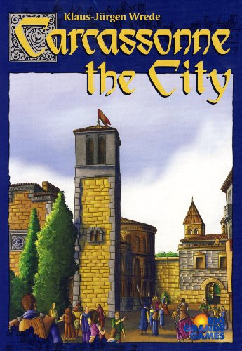 Rio Grande Games Carcassonne: The City