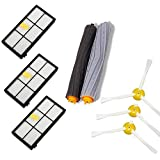 8 PCS Accessories for iRobot Roomba 880 860 870 871 980 990 replace Parts Spare Brushes Kit – By Home Deals USA