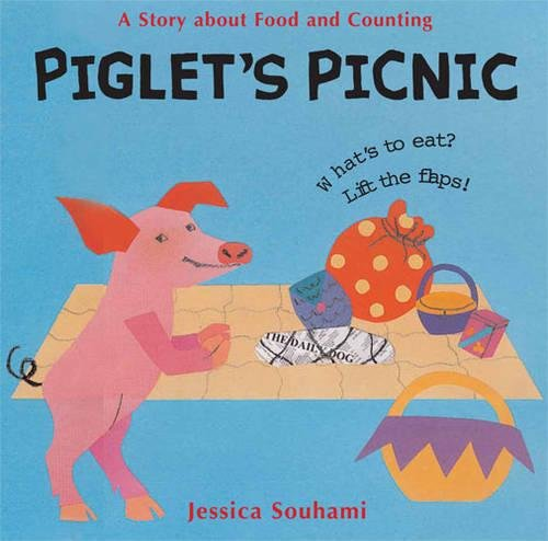 Amazon.com: Piglet's Picnic: A Story about Food and Counting ...