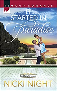 Book Cover: It Started in Paradise