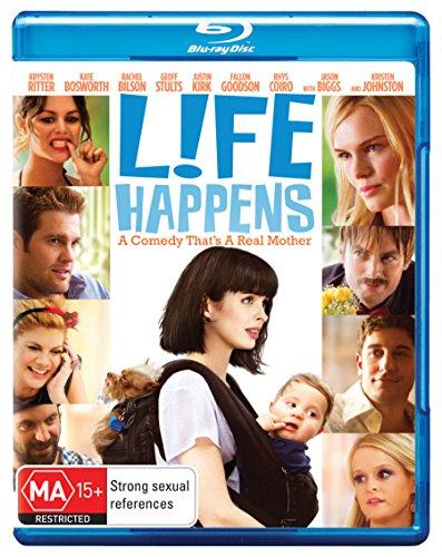 Life Happens | NON-USA Format | Region B Import - Australia