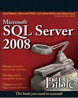 Murachs sql server 2008 for developers murach training microsoft sql server 2008 bible fandeluxe Gallery