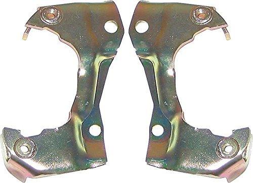 NEW SOUTHWEST SPEED FRONT DISC BRAKE CALIPER BRACKETS FOR 64-72 GM A-BODY, 67-69 F-BODY, 68-74 X-BODY, 1964 1965 1966 1967 1968 1969 1970 1971 1972 1973 1974 CHEVELLE EL CAMINO MONTE CARLO NOVA CENTURY SKYLARK CUTLASS 442 GTO LEMANS GRAND PRIX 105-0260